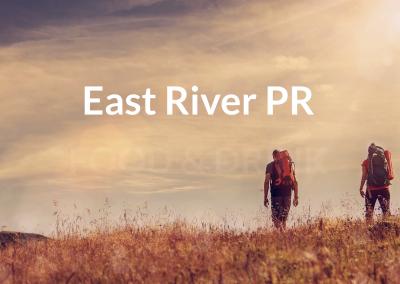 Sue Reay, East River PR